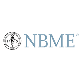 National Board of Medical Examiners logo